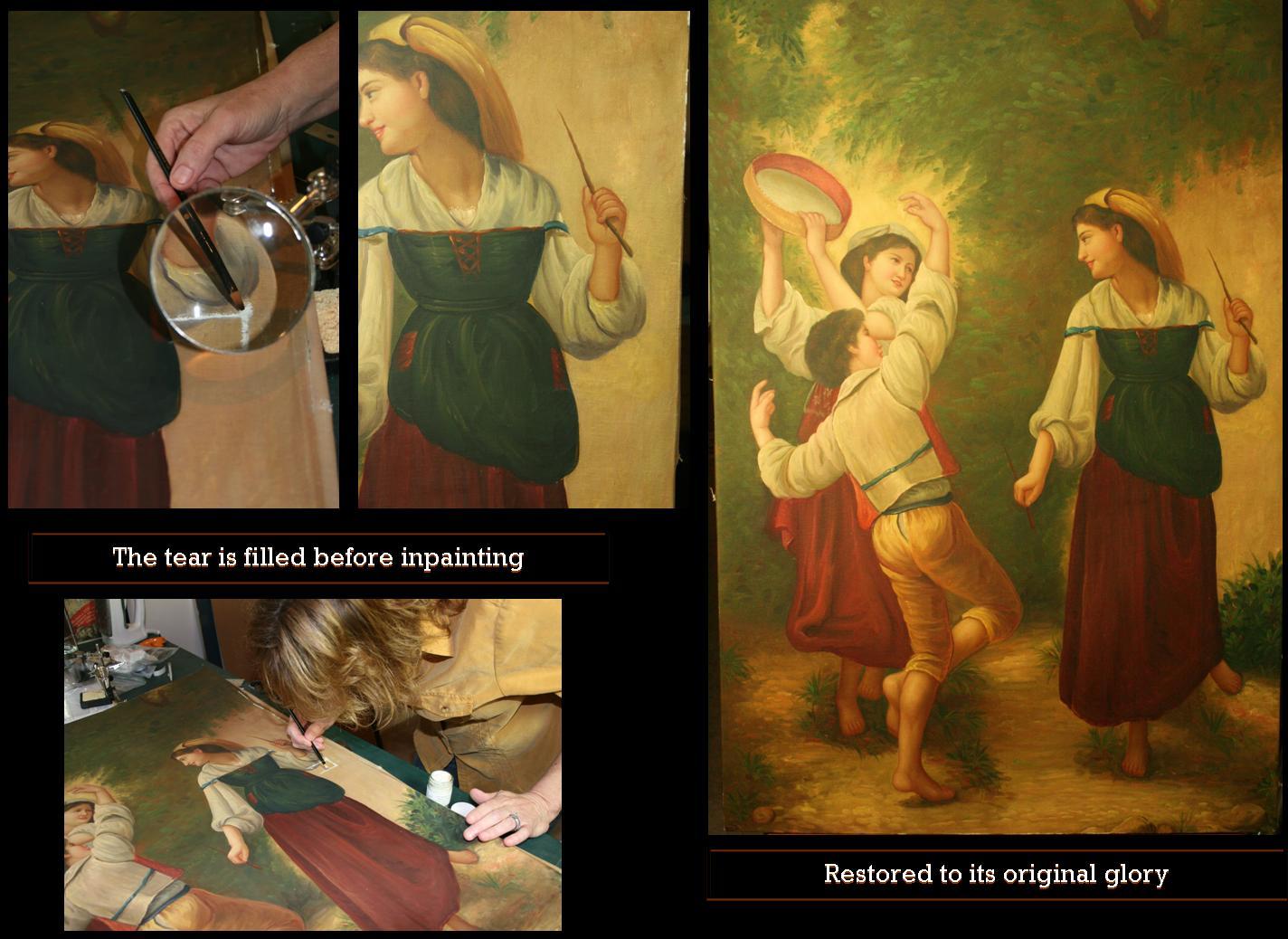 Restoration Montage 2