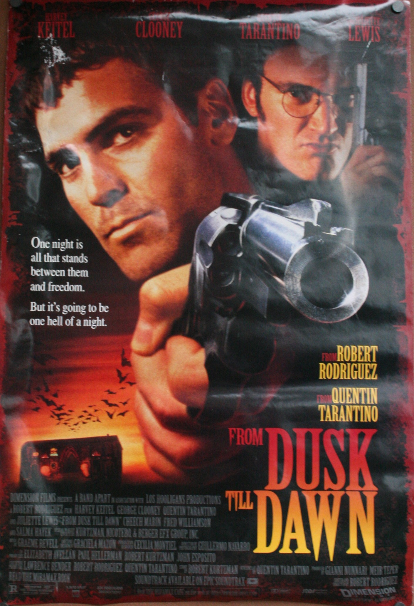 From Dusk Till Dawn movies