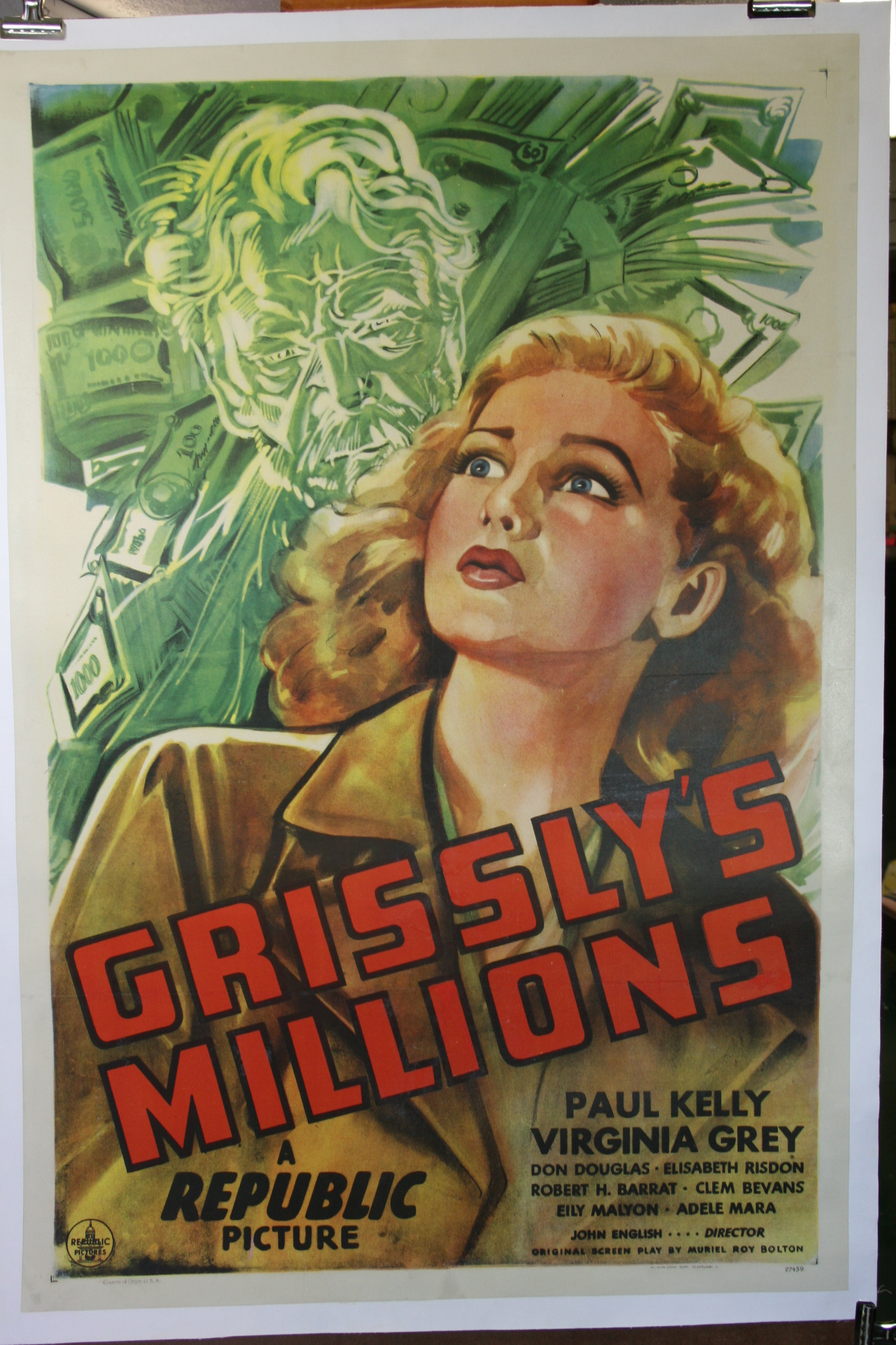 GRIZZLYS MILLIONS
