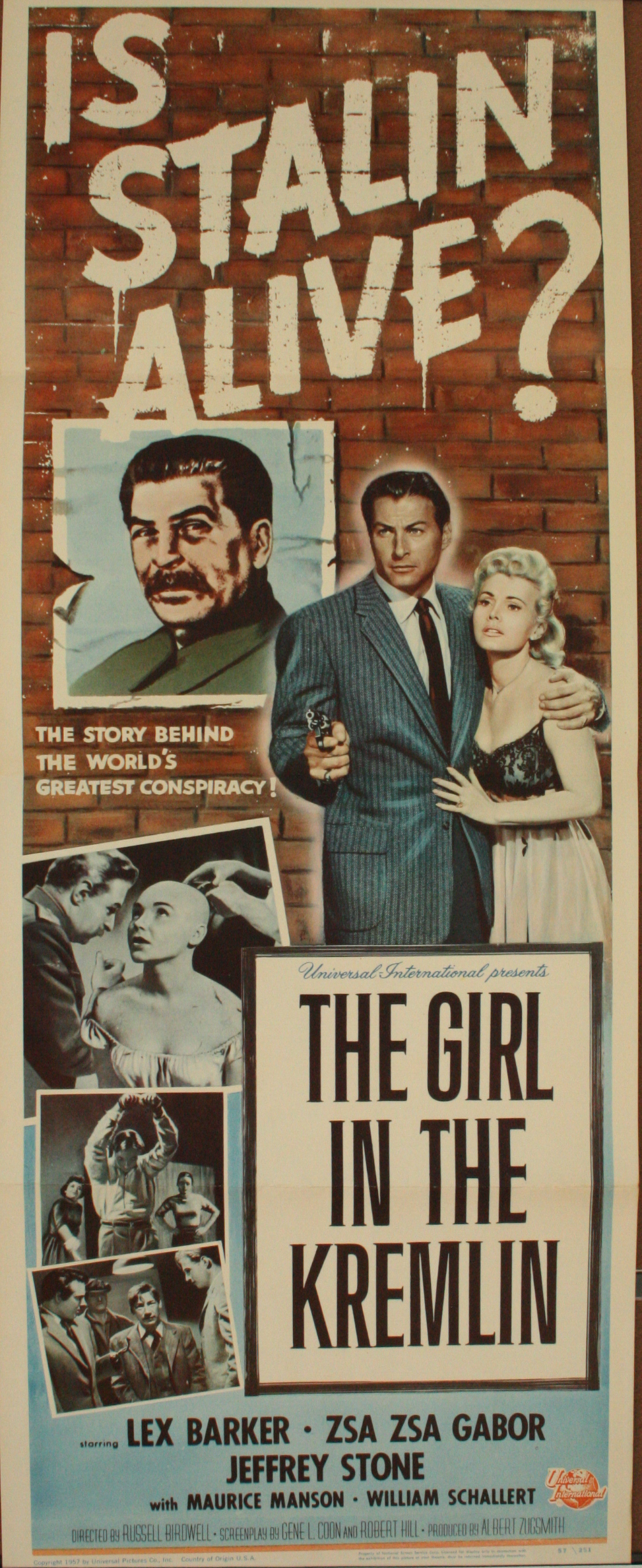 Image result for image of movie girl in the kremlin