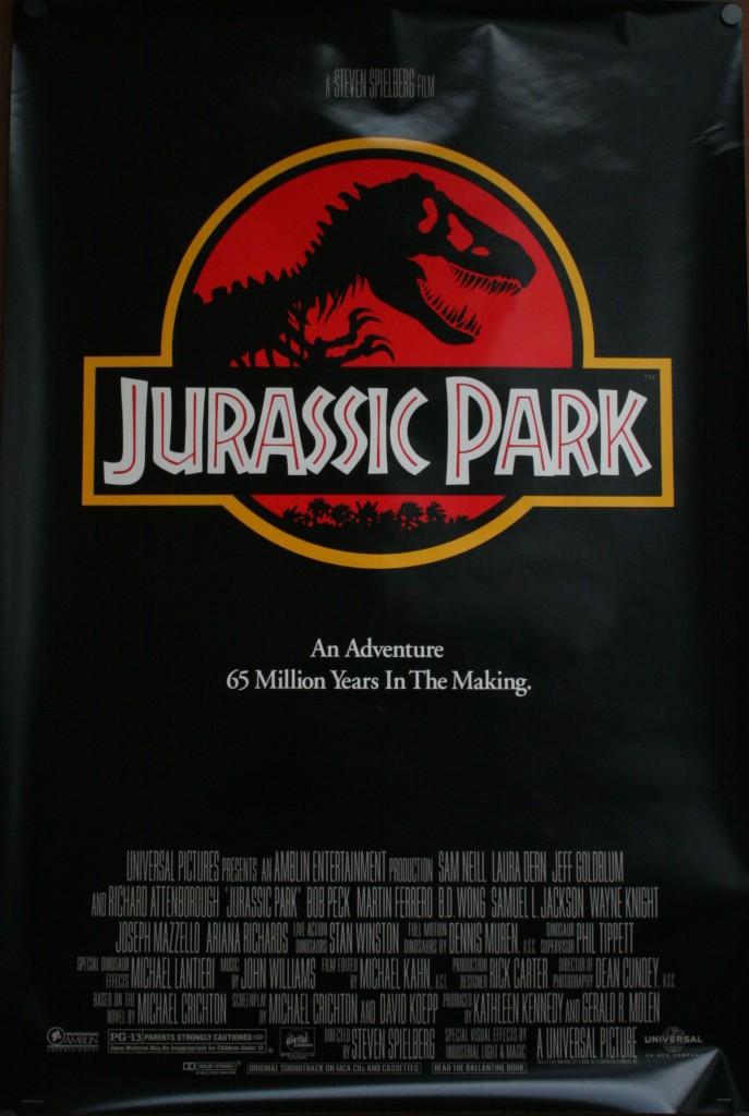 Jurassic Park JMP