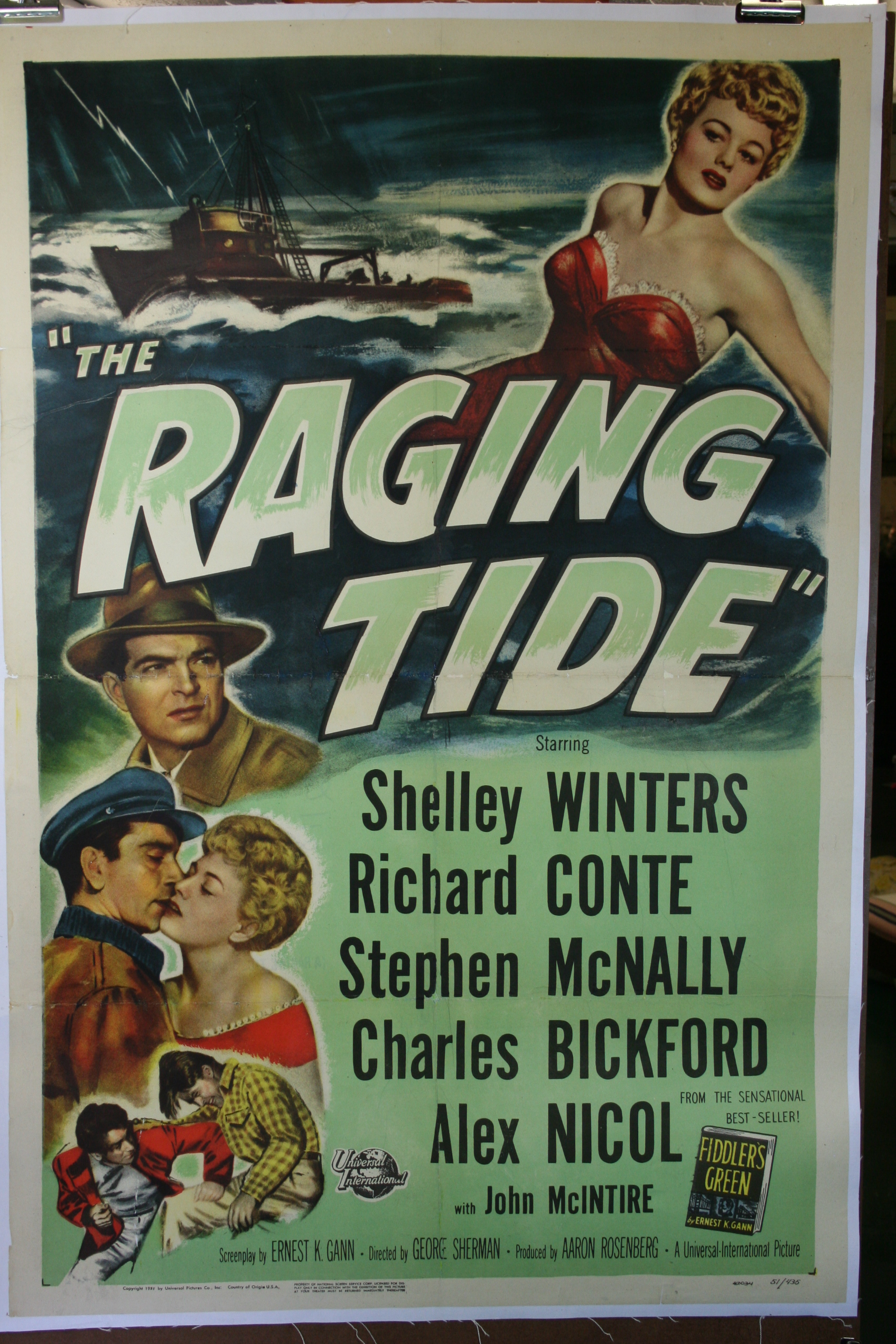 Raging Tide