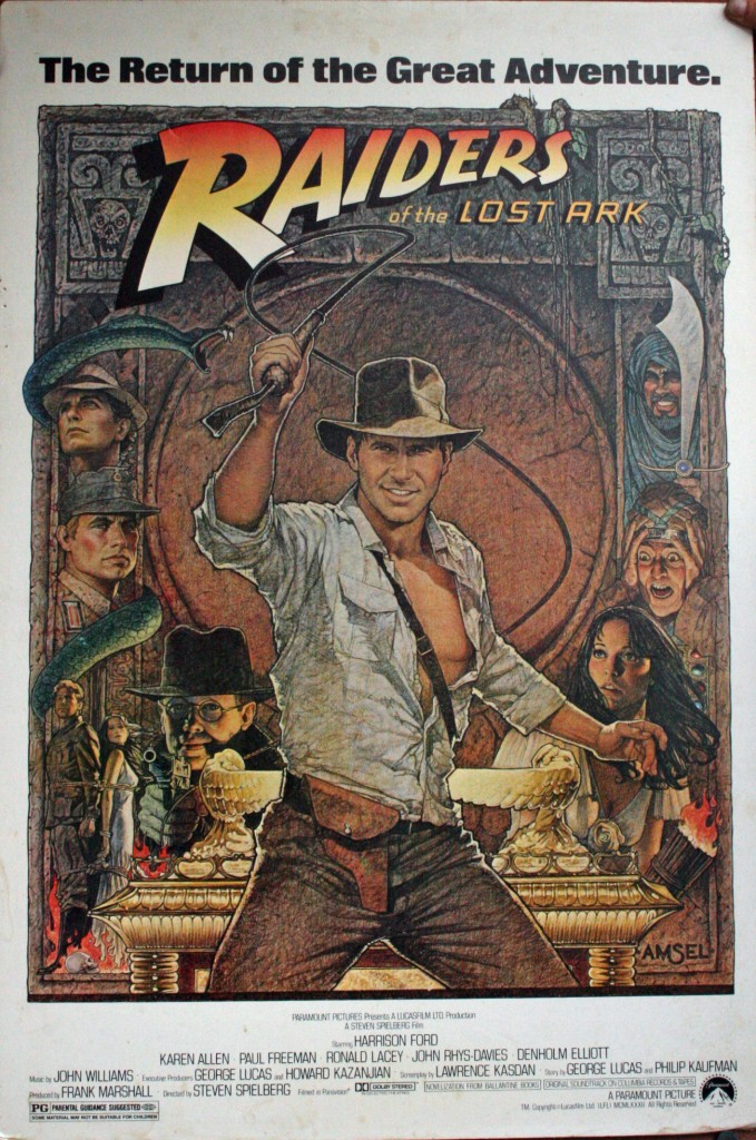 Raiders of the Lost Ark JMP