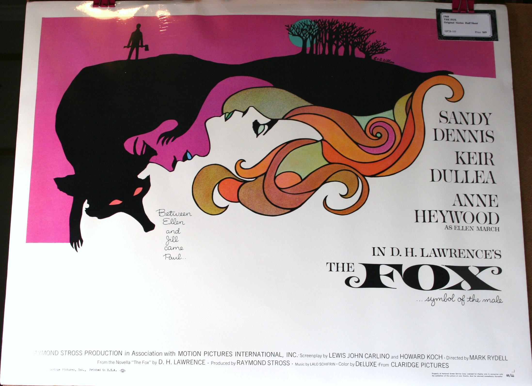 The Fox 1 Sheet