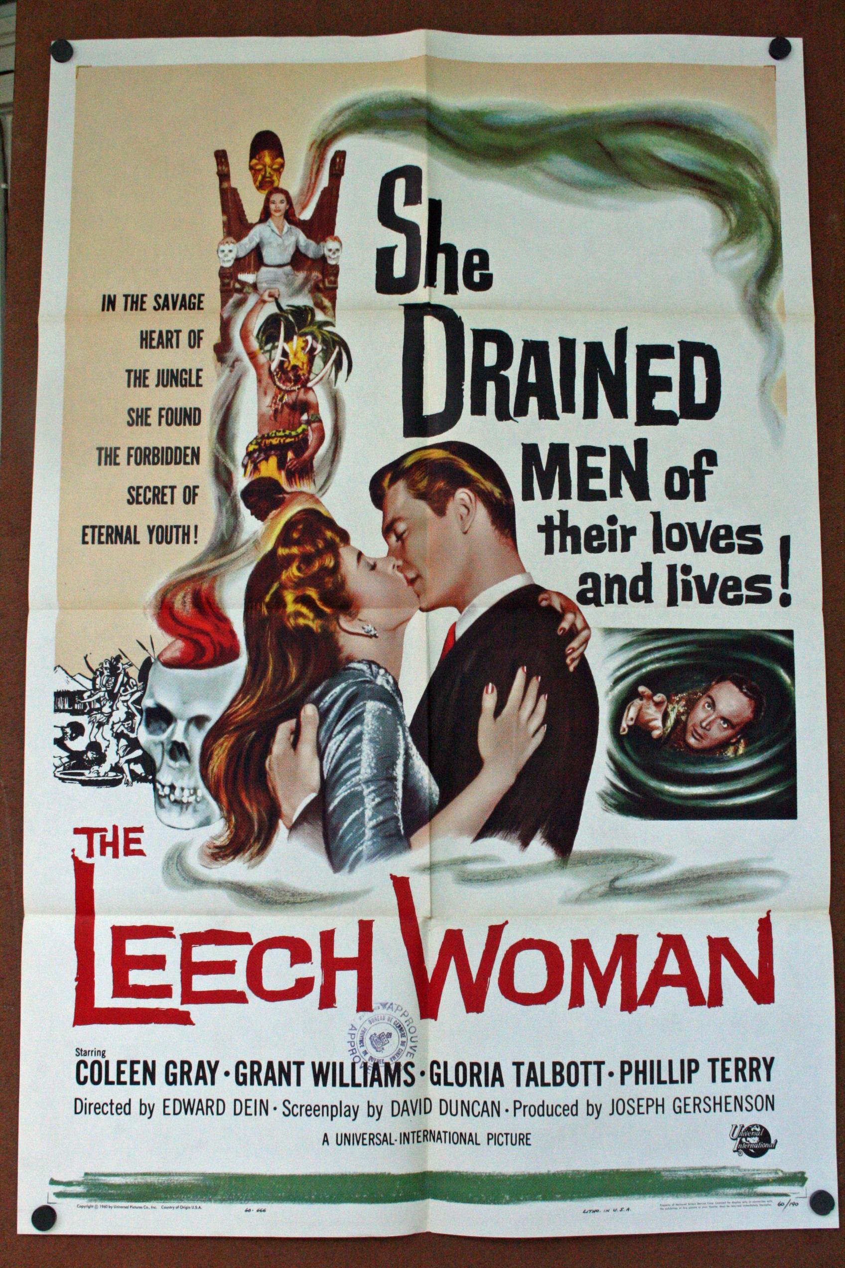 The Leech Woman JMP