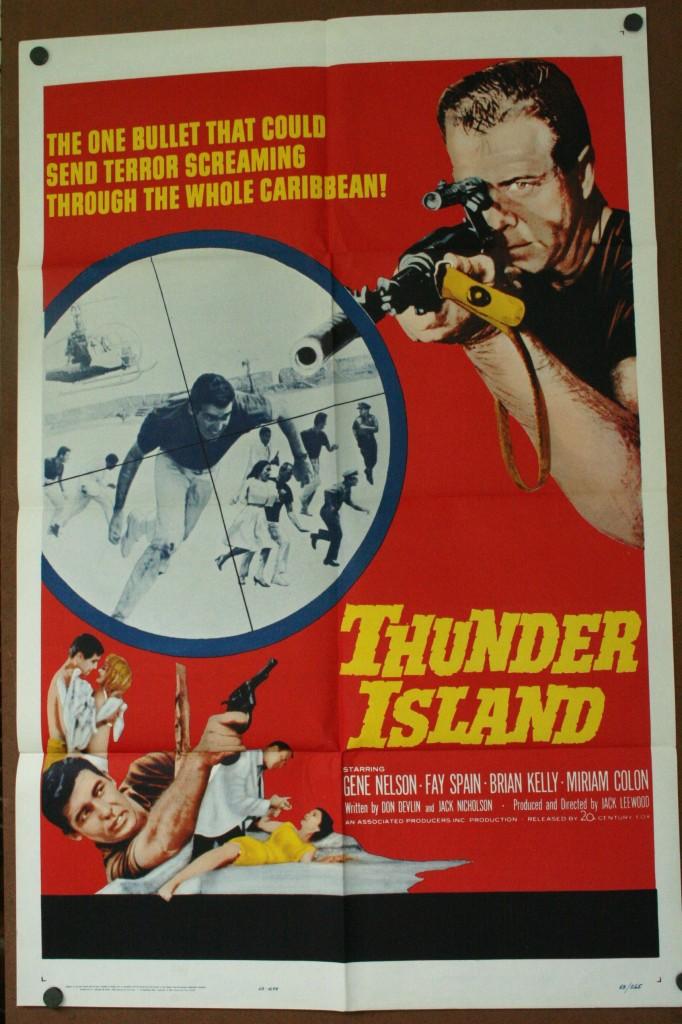 Thunder Island JMP