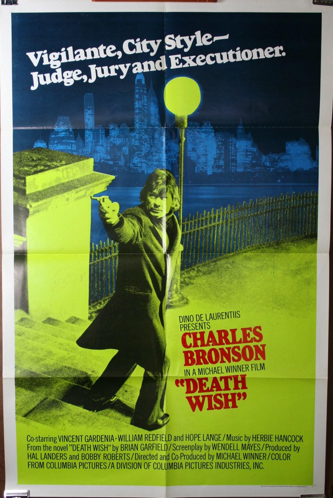 Death Wish Film