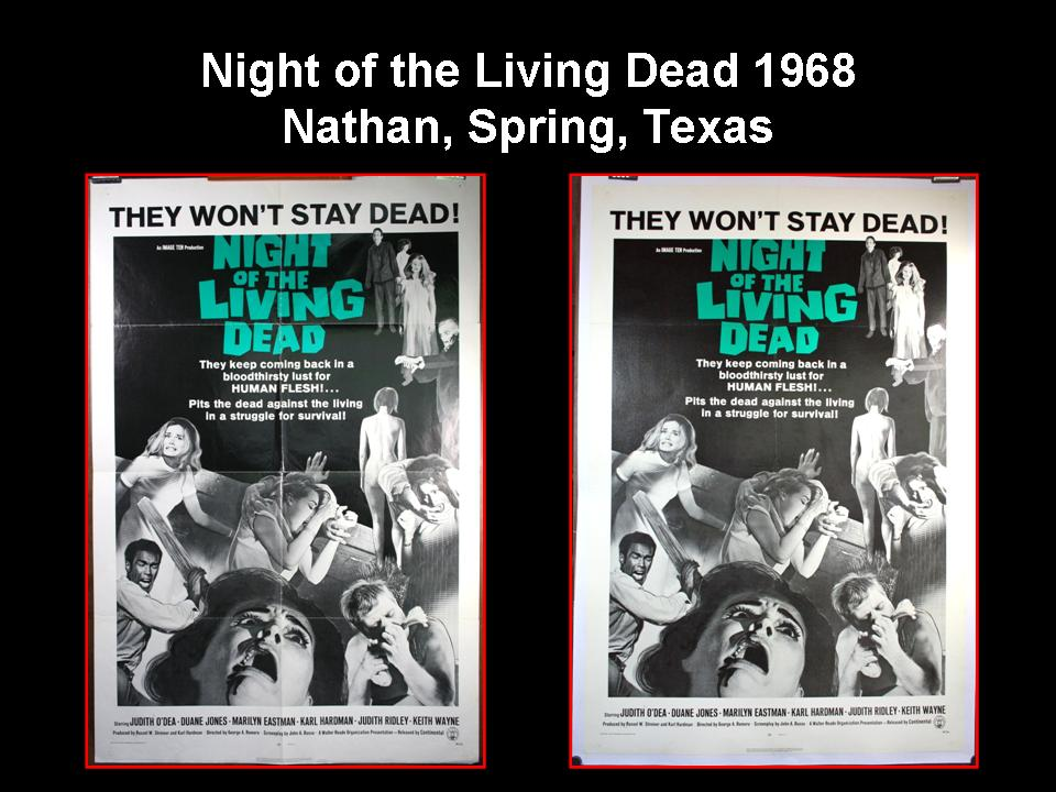 """night of the living dead essay 1968's """"night of the living dead"""" is one of the most influential zombie movies of all time despite its extremely low budget the movie was a great success."""
