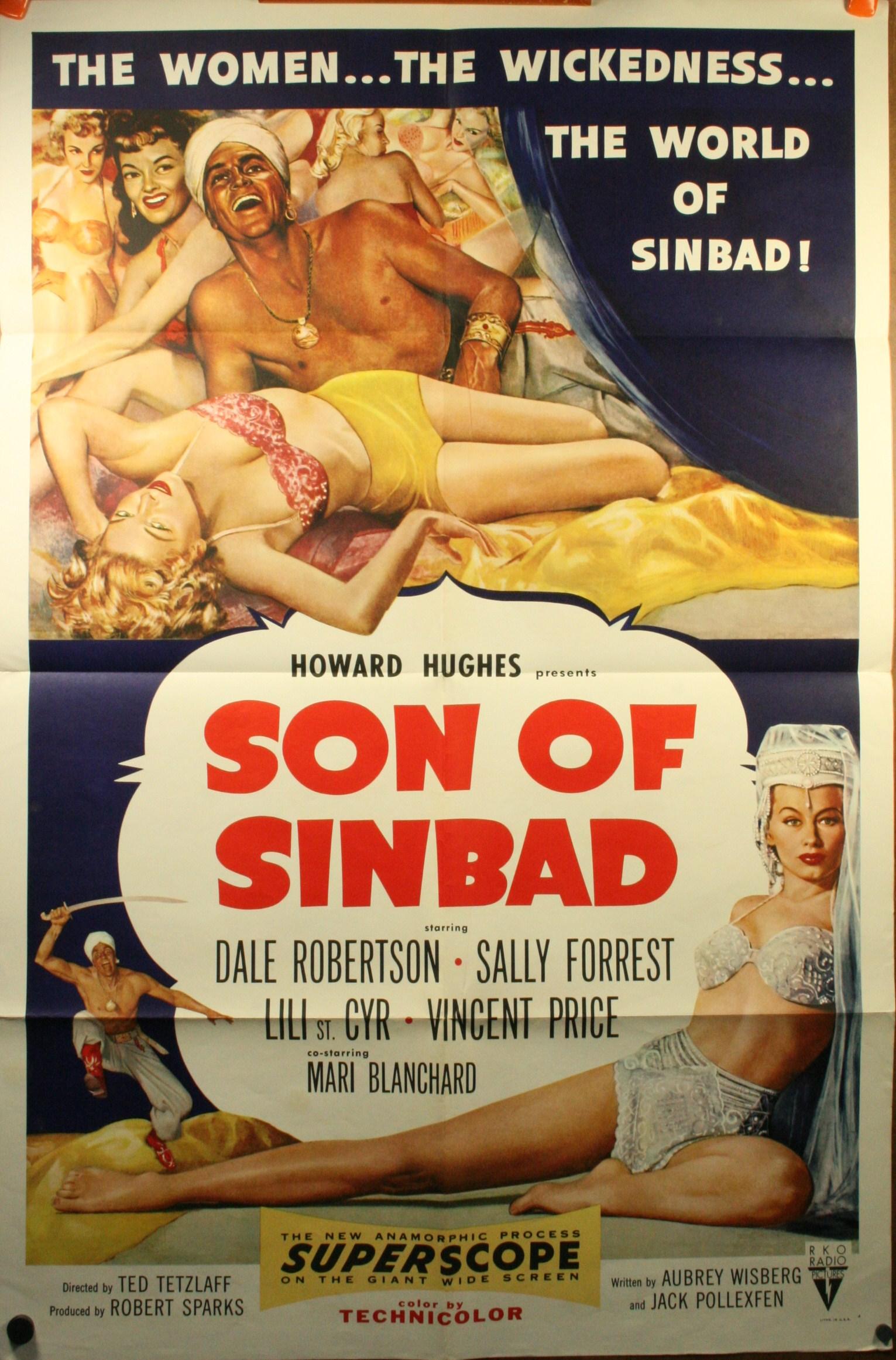 Son of Sinbad movie