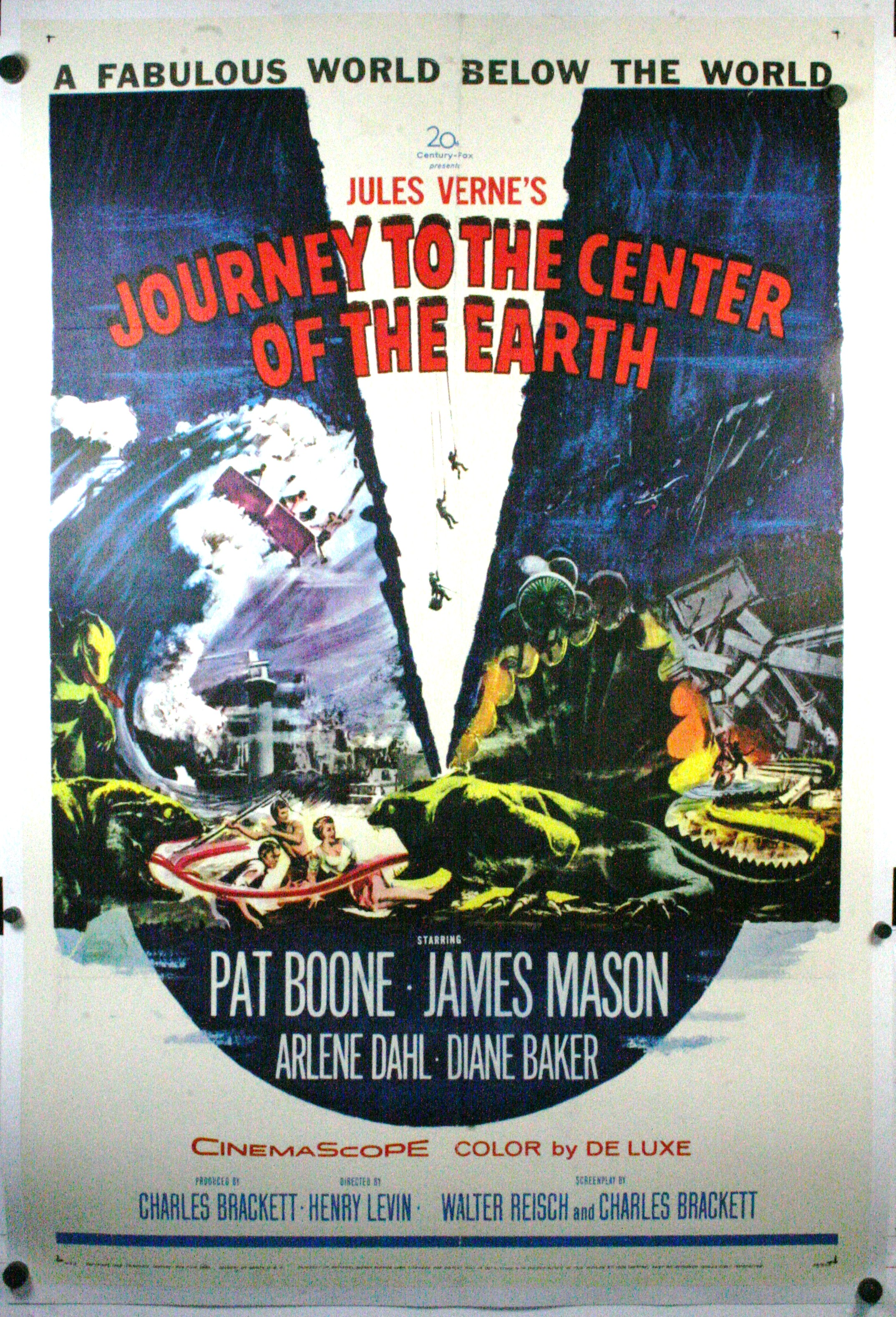 Journey To The Center ...