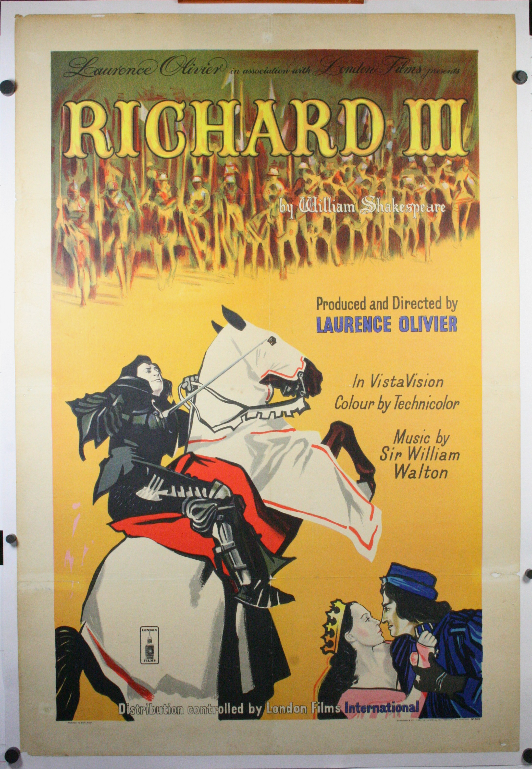 an overview of the legitimacy of king richard iii a play by william shakespeare Play summary bookmark this page manage my reading list he first manages to turn edward against the duke of clarence, who is imprisoned in the tower on the charge of treason.