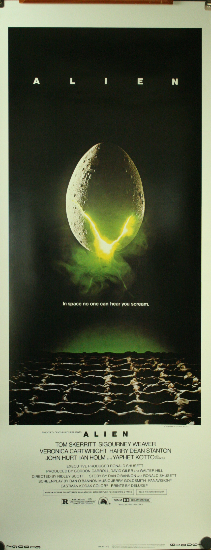 alien movie poster original - photo #3