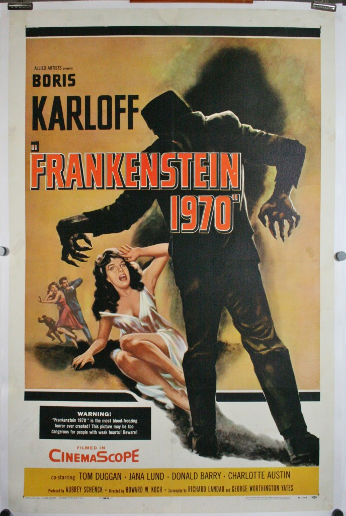 Frankenstein 1970 LB