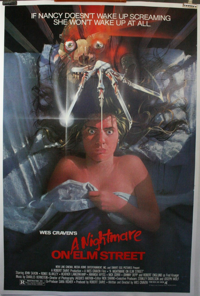 Nightmare on elm street LB