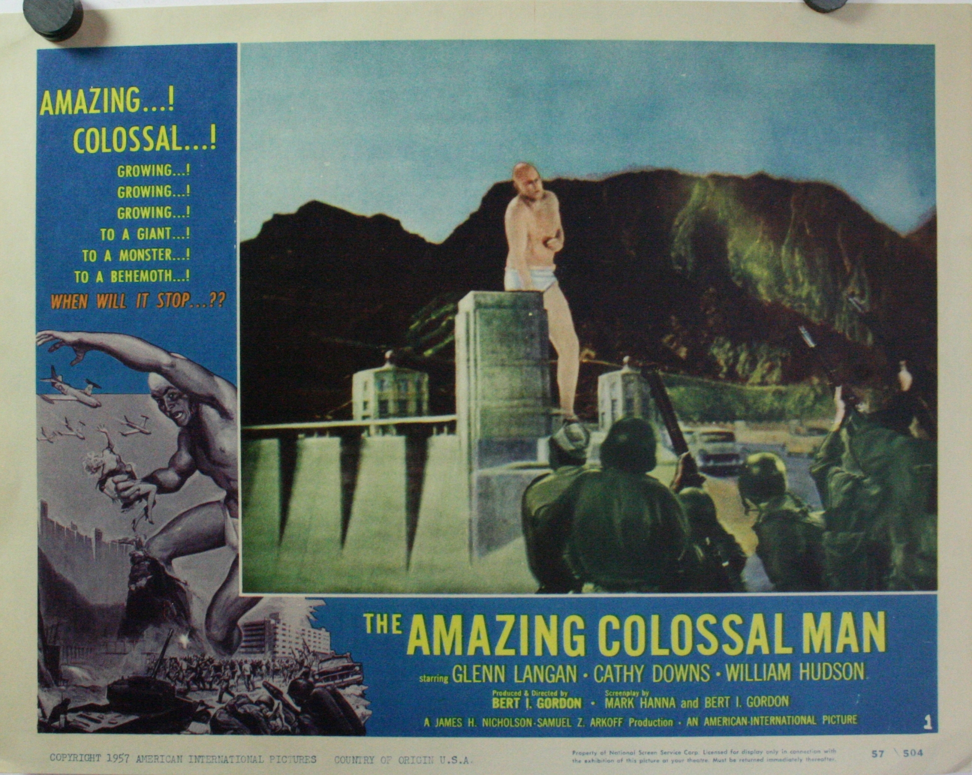Amazing Colossal Man 1-C75