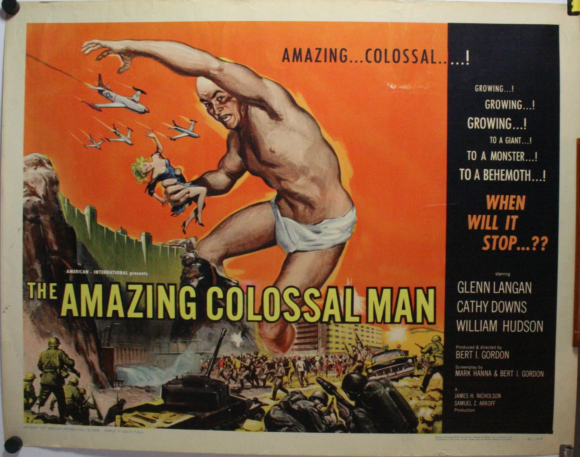 Amazing Colossal Man 2200