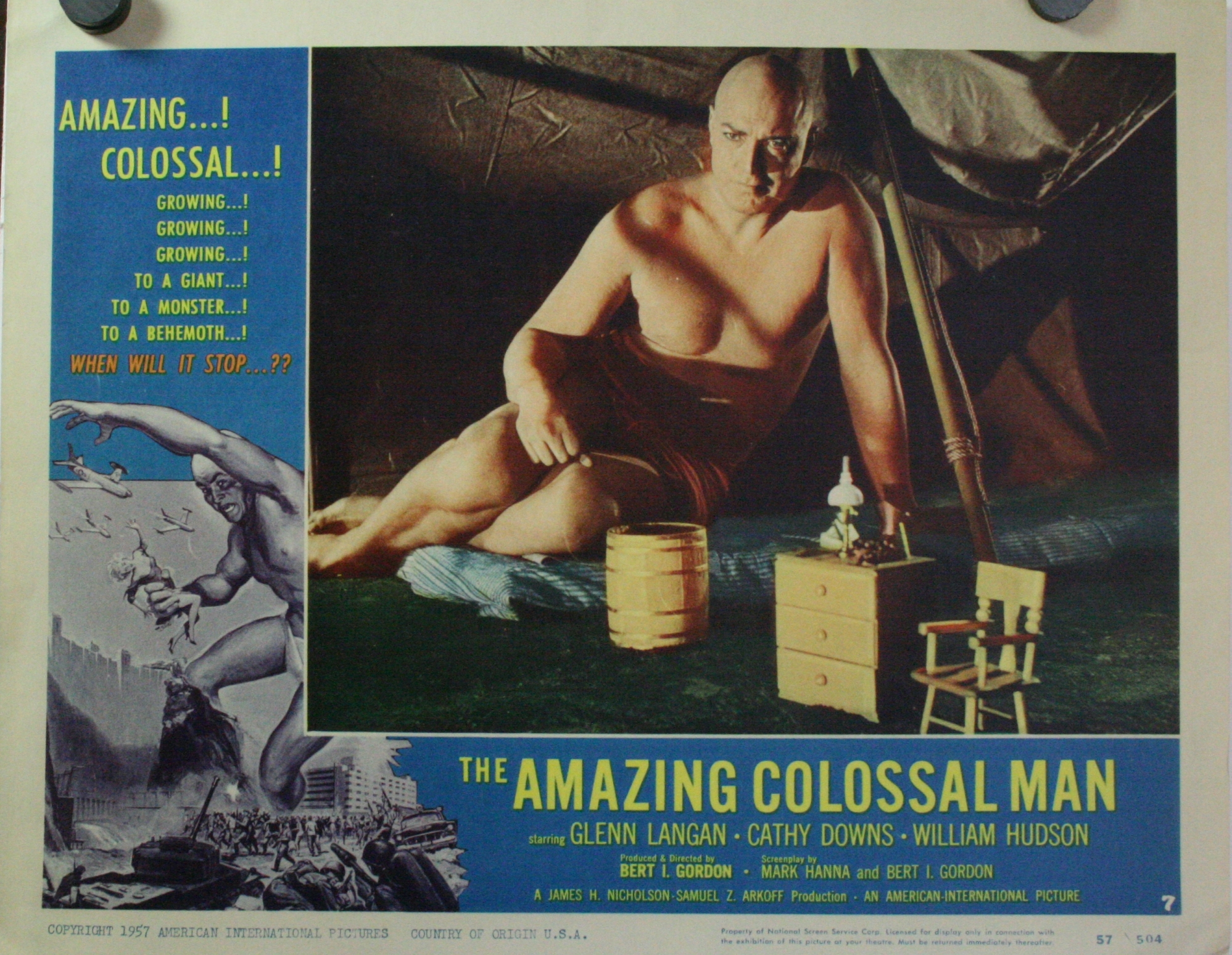 Amazing Colossal Man 7-C75