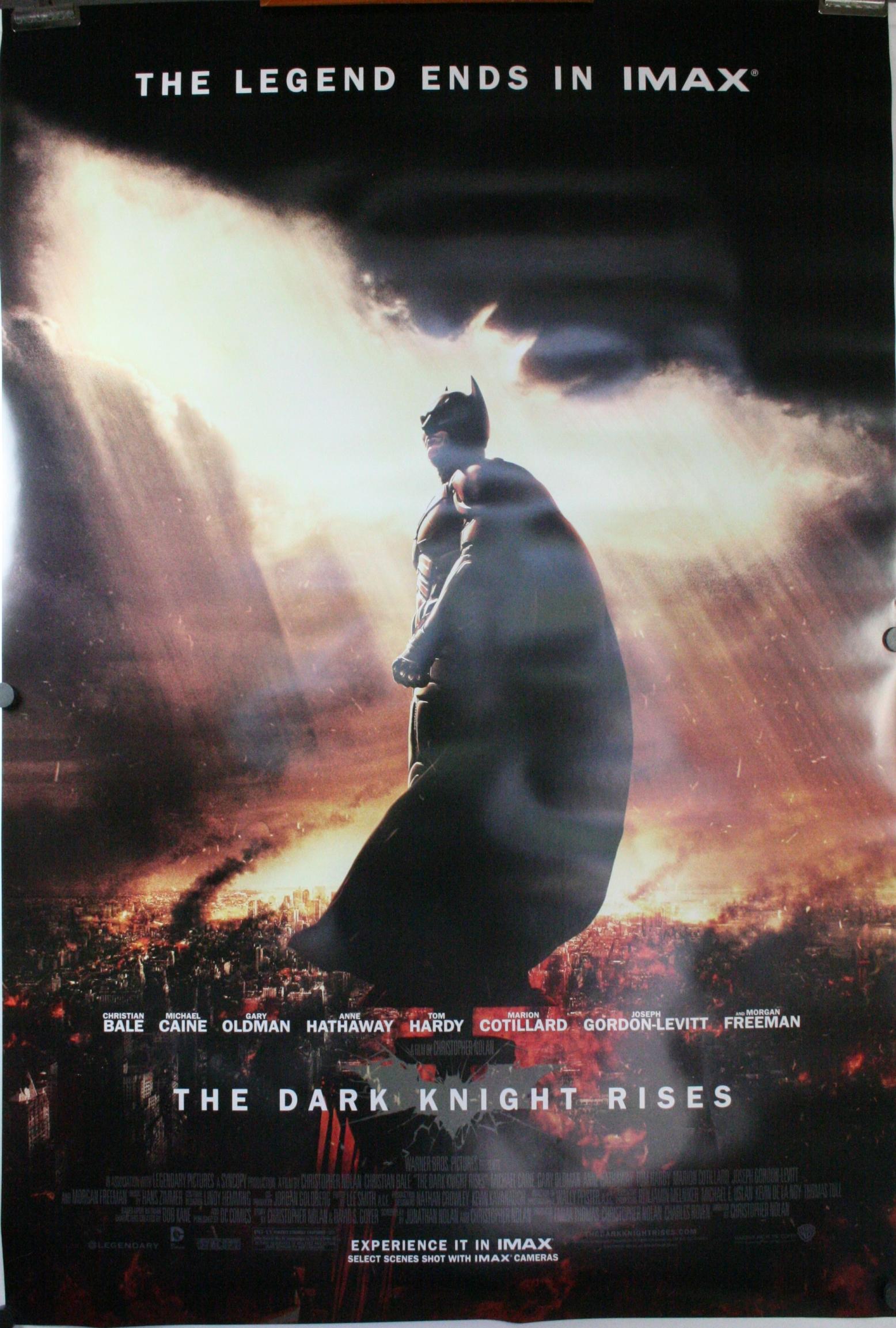 Dark Knight Rises 1781-C75