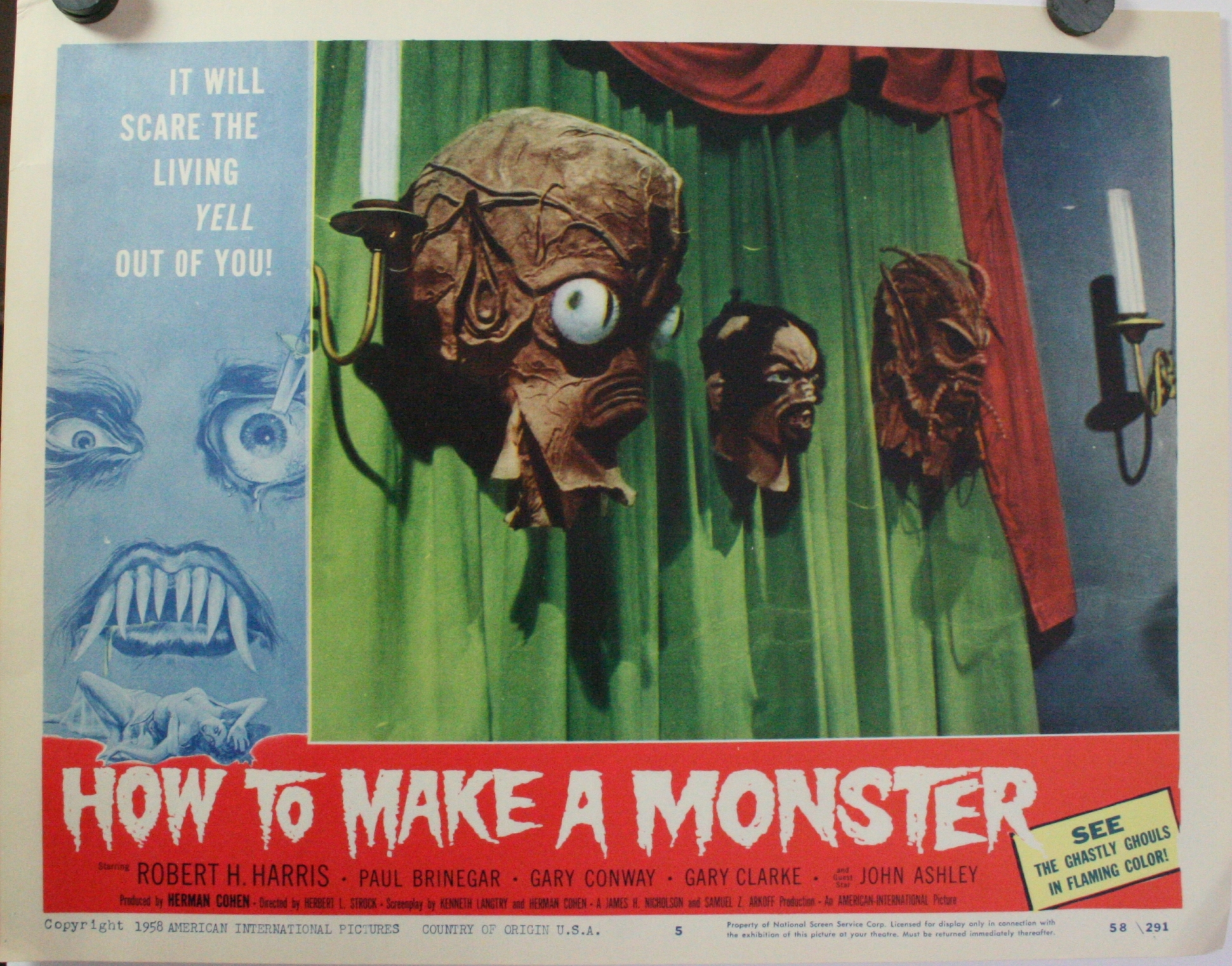 How to make a monster-C75