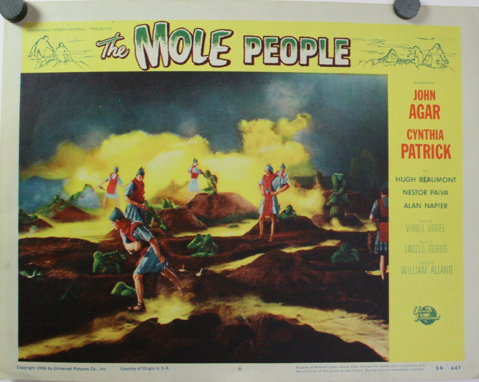 Mole People-C75