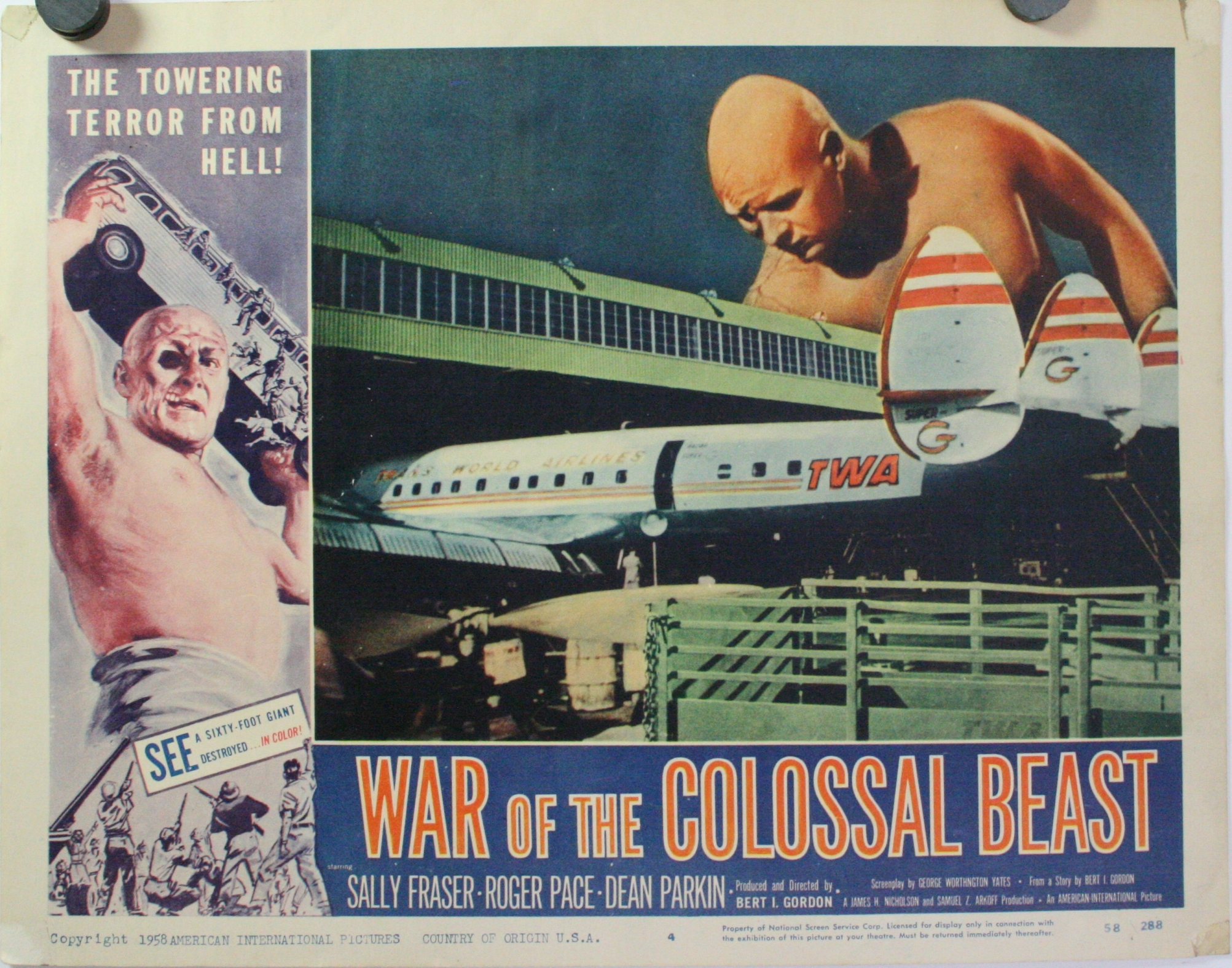 War of the Colossal Beast 4-C75