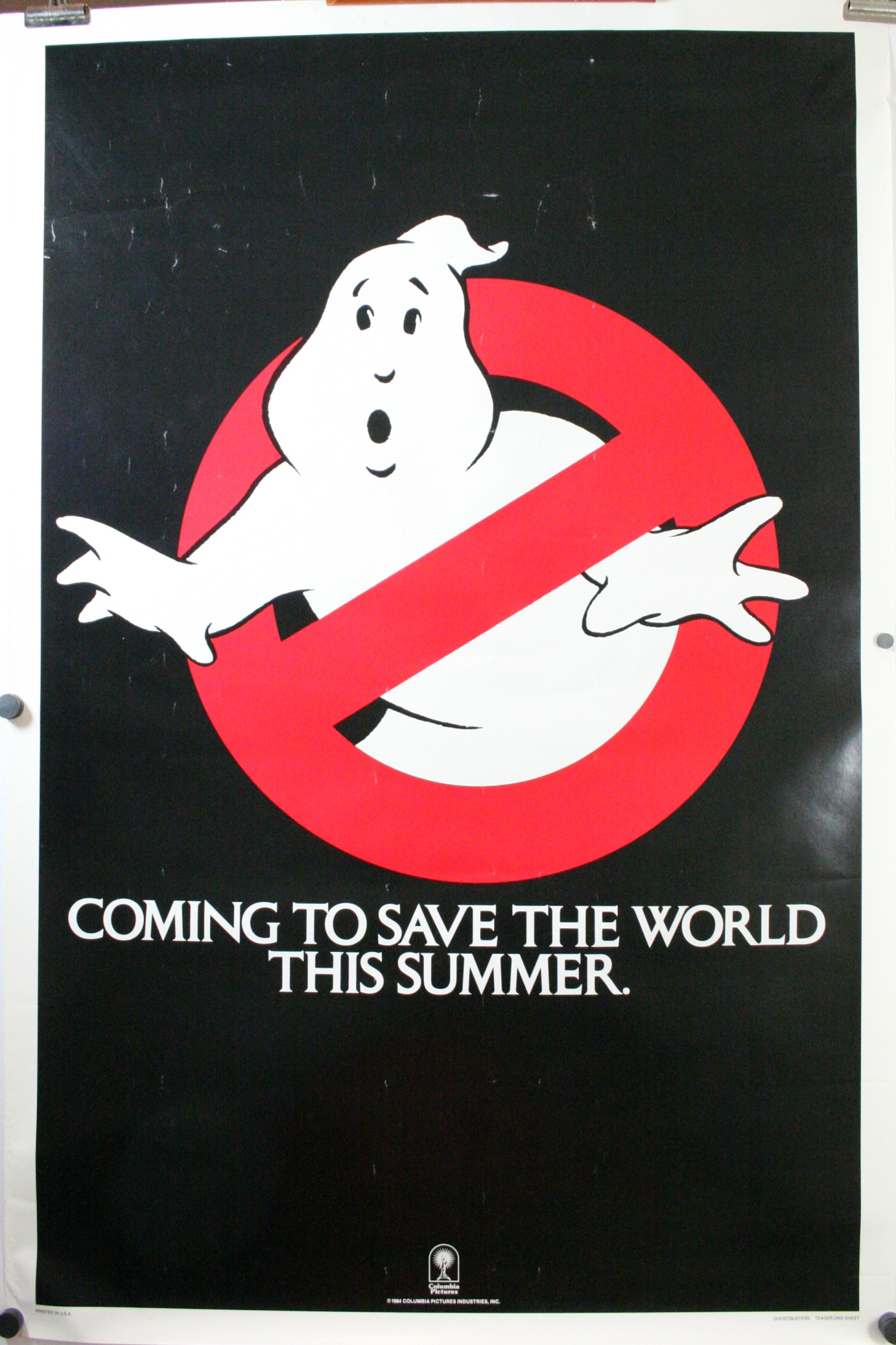 Ghostbusters Adv 1747