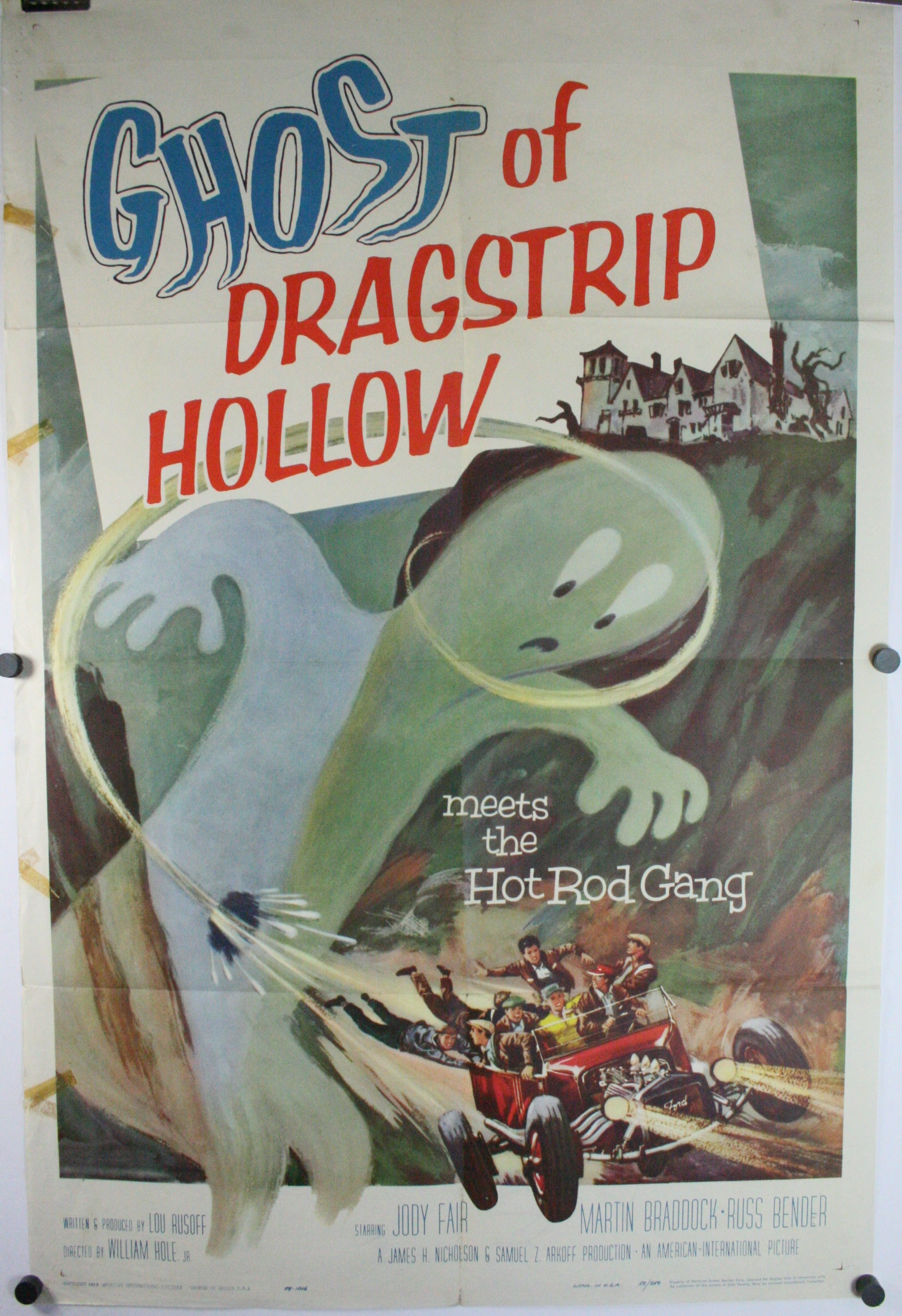 Ghost of Dragstrip Hollow- 2224
