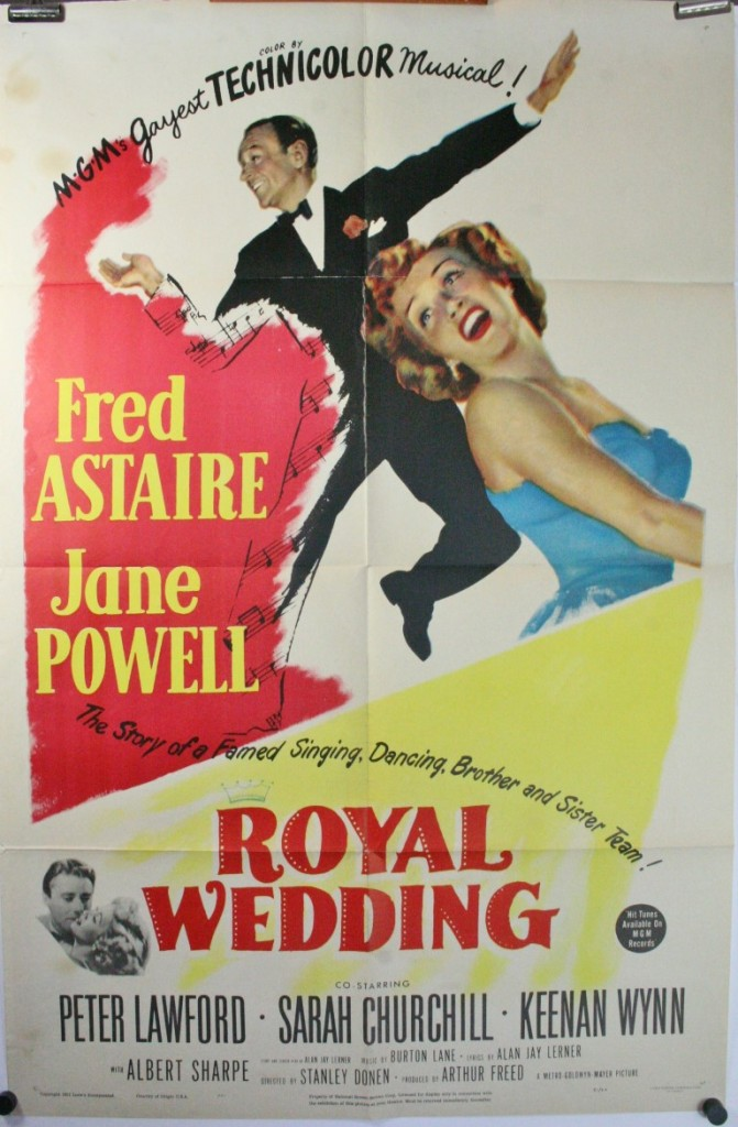 Royal Wedding (Medium)