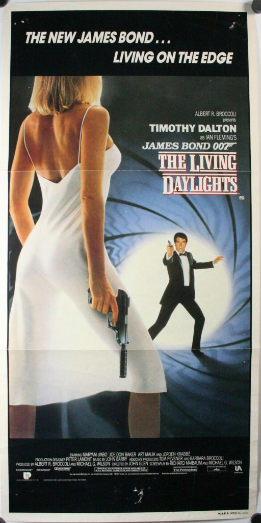 Living Daylights 2550