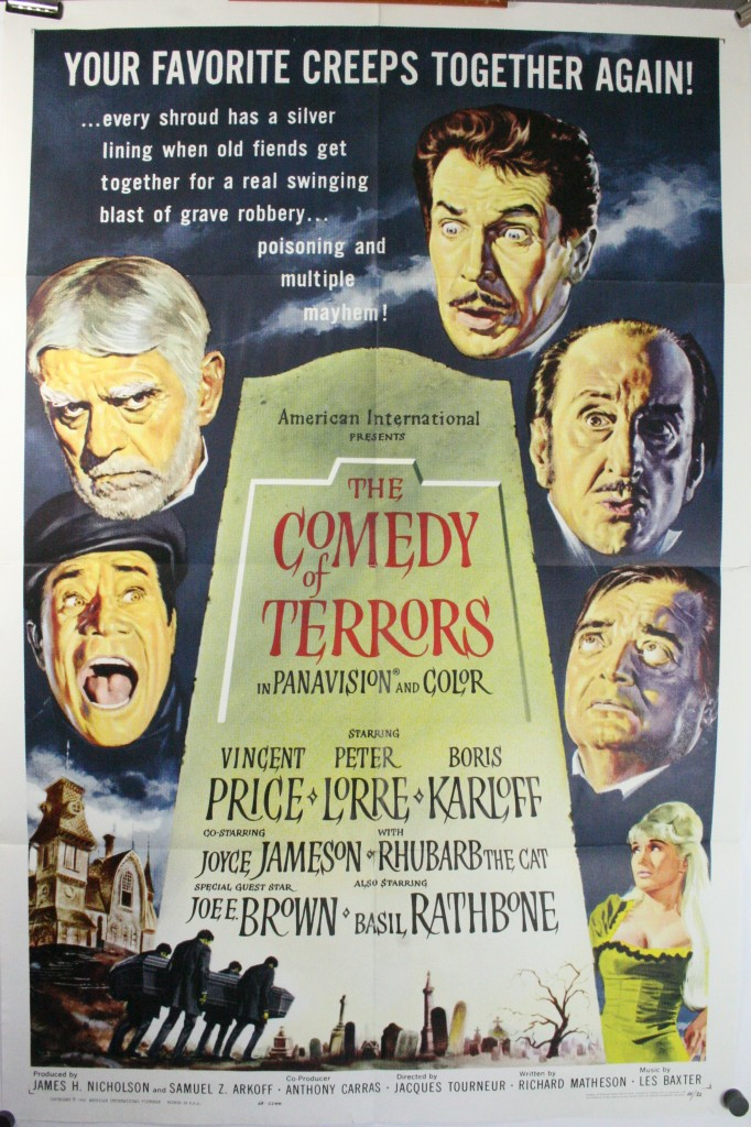 Comedy of terrors 2344