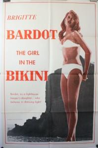 Girl in the bikini