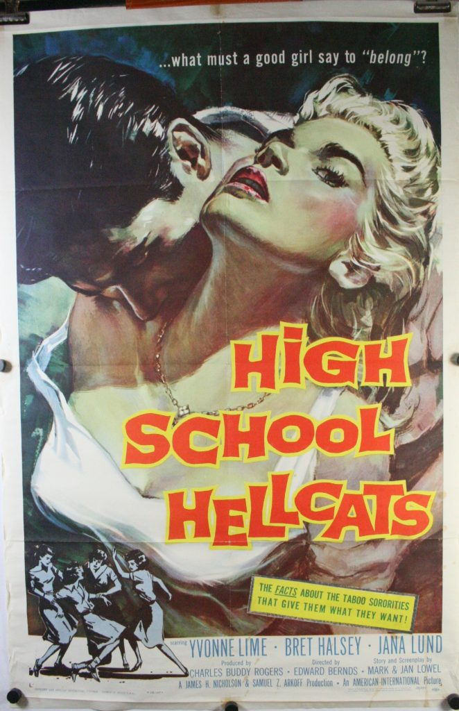 highschool hellcats
