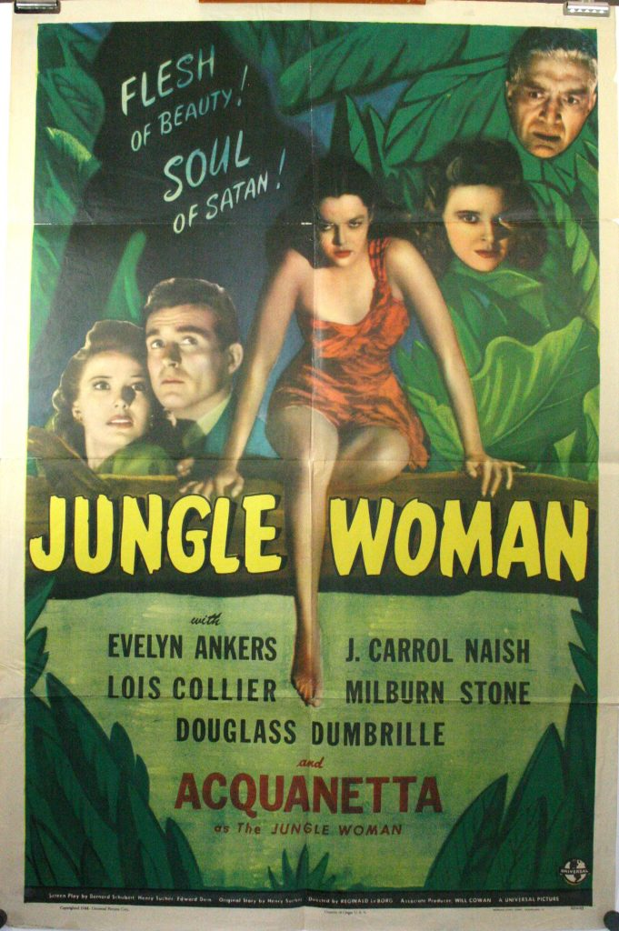 Jungle Woman