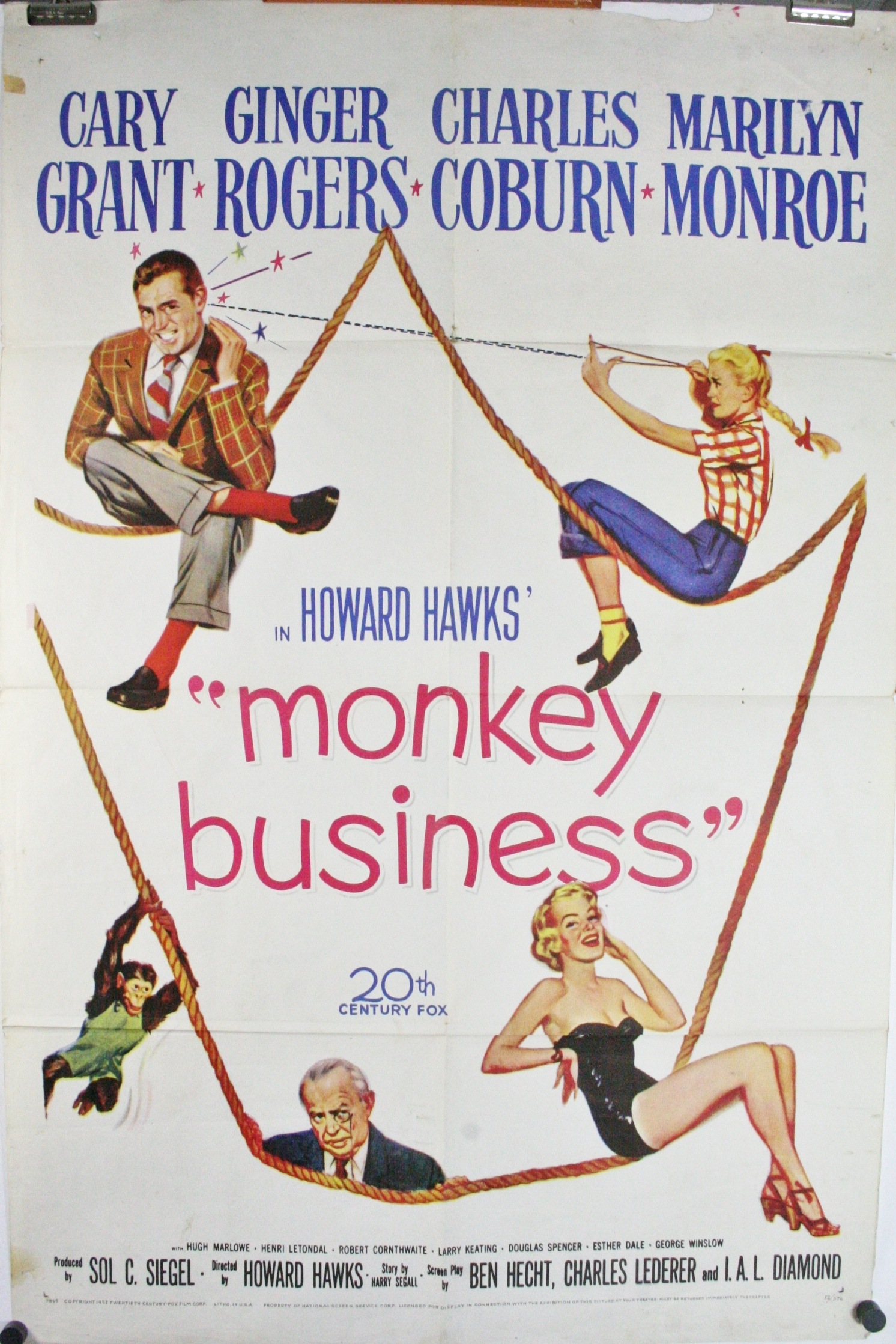 monket business