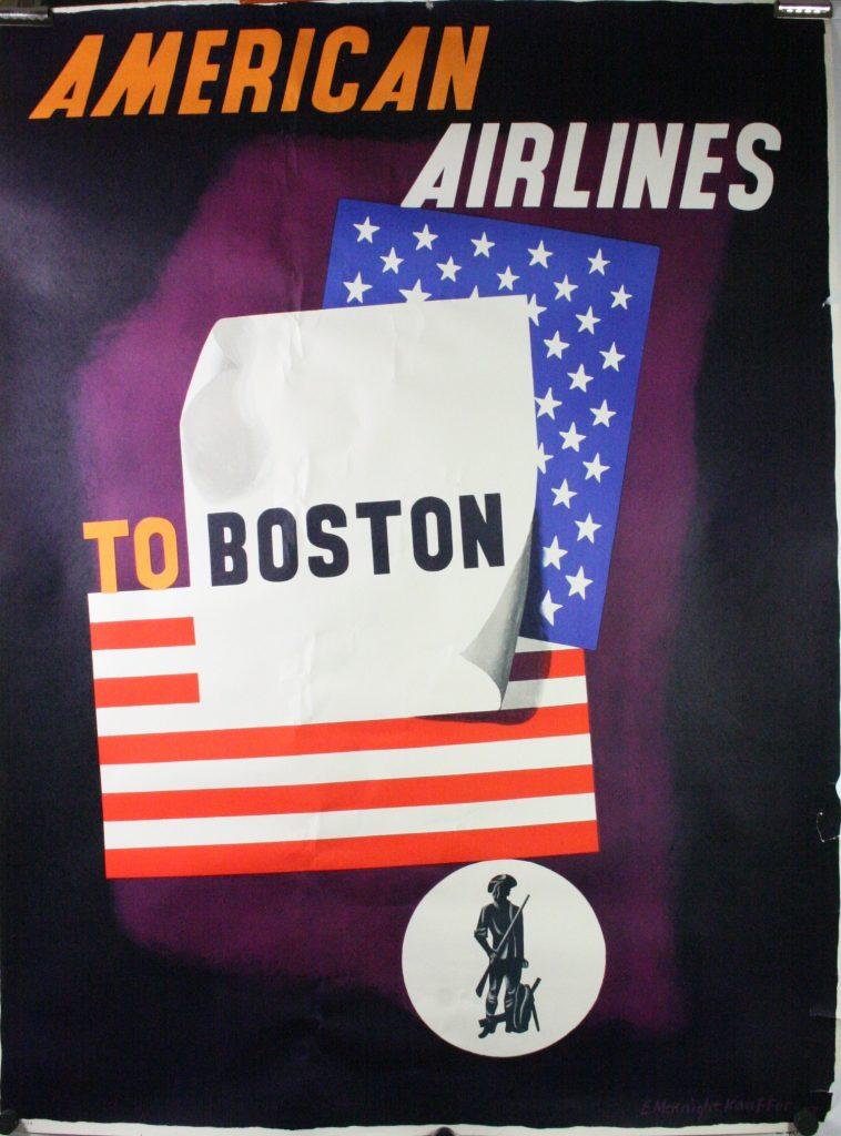 AA to Boston