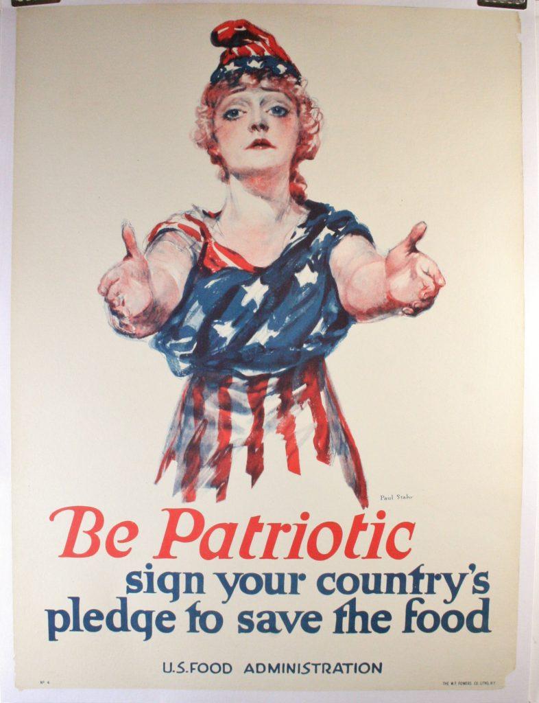 Be Patriotic LB
