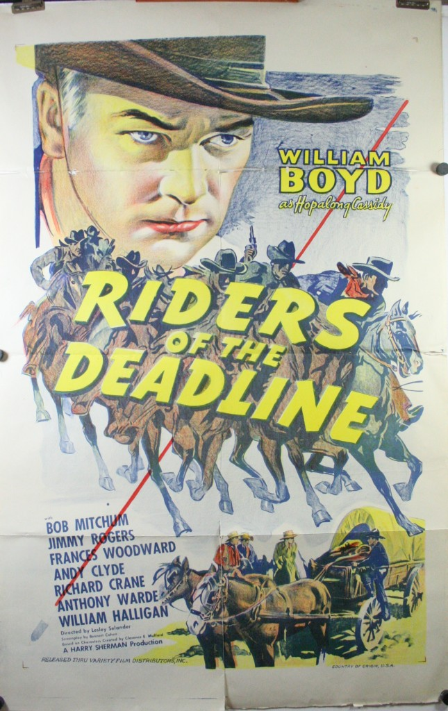 Riders of Deadline