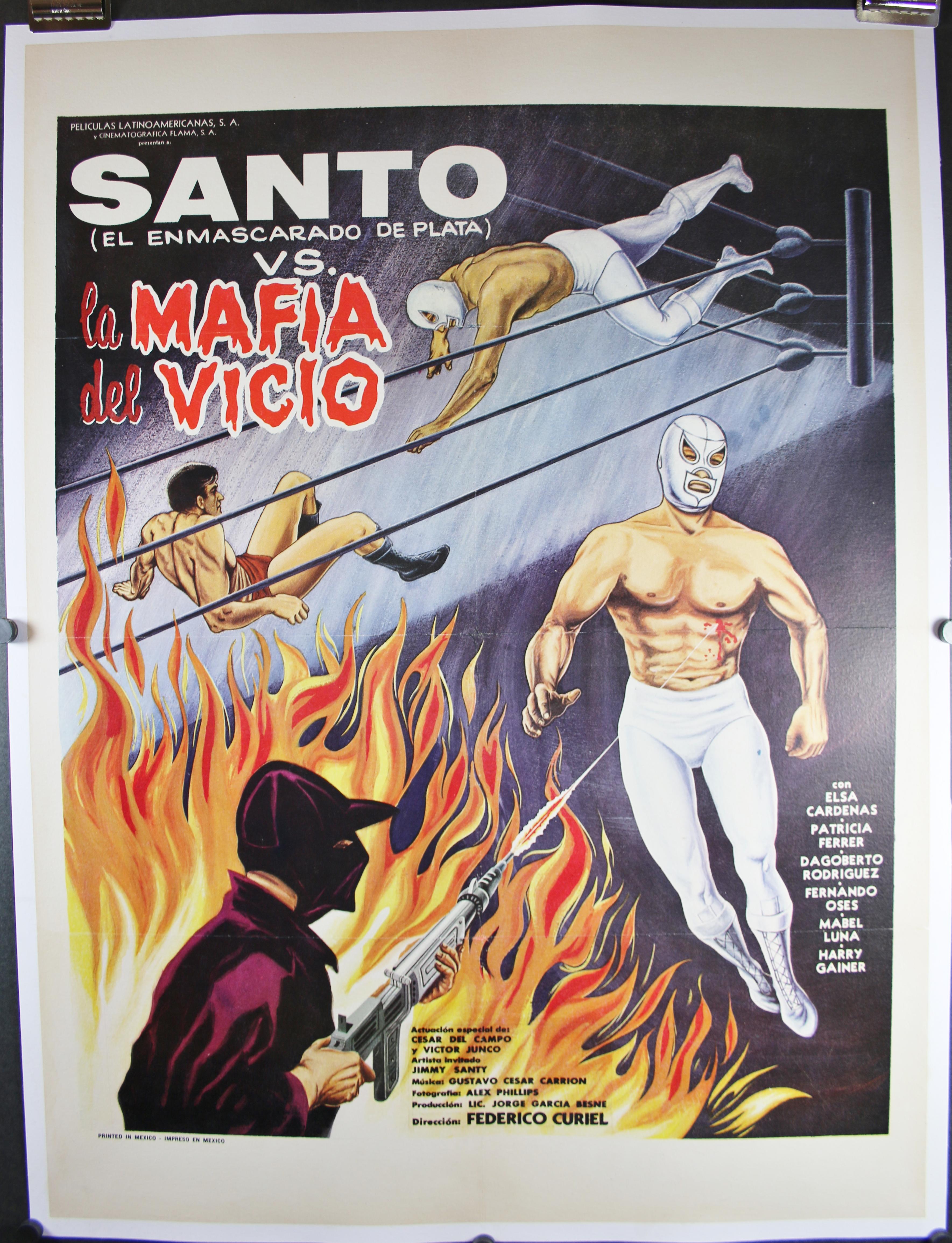 Santo vs Mafia 1577LB