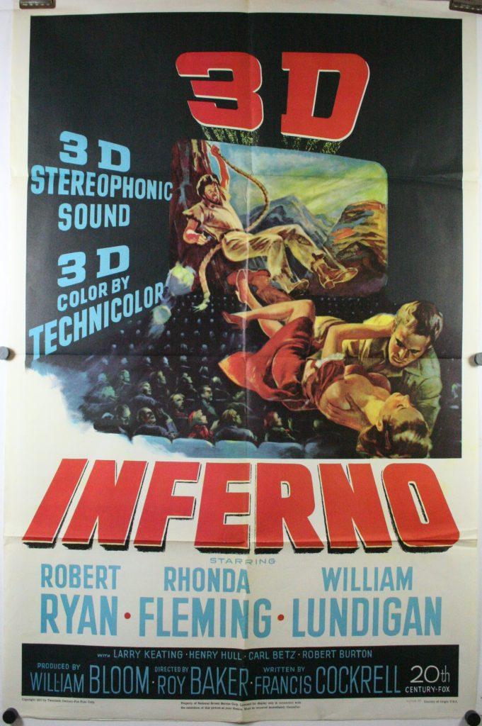 3D Inferno