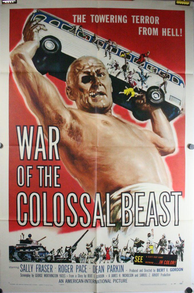 War of Clossal Beast