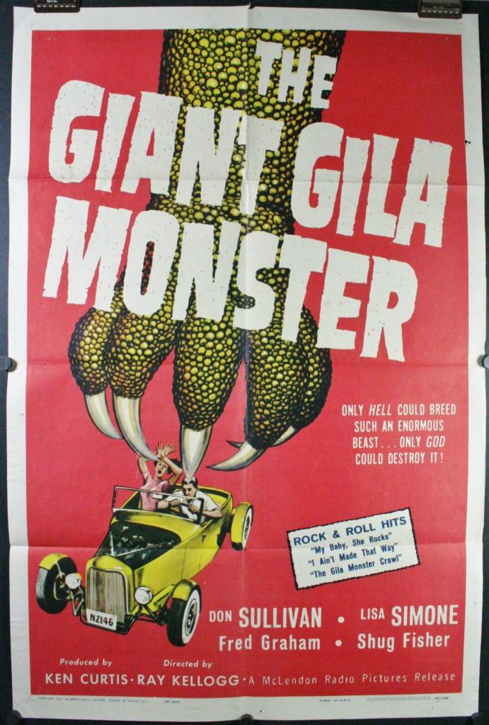 Giant Gilla Monster