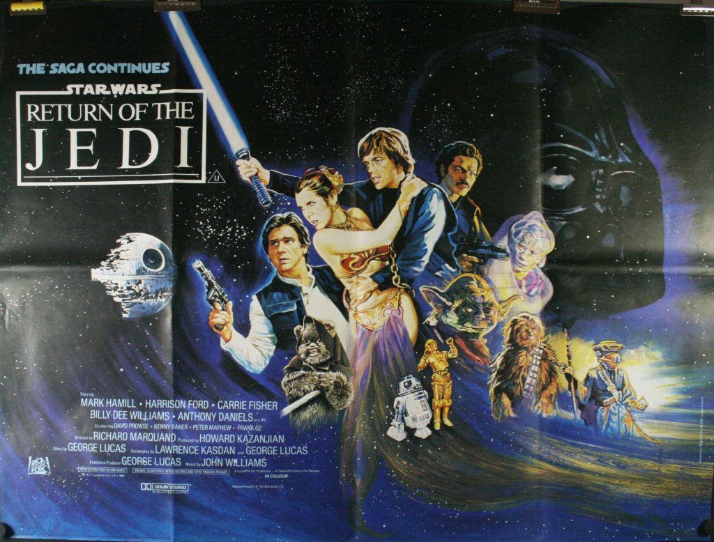 Return of Jedi 4517