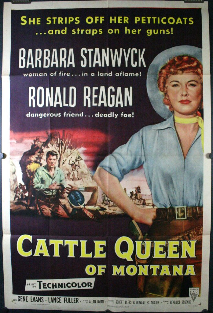 Cattle Queen of Montana