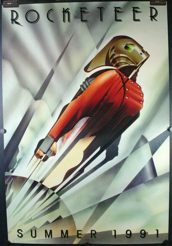 Rocketeer 3445