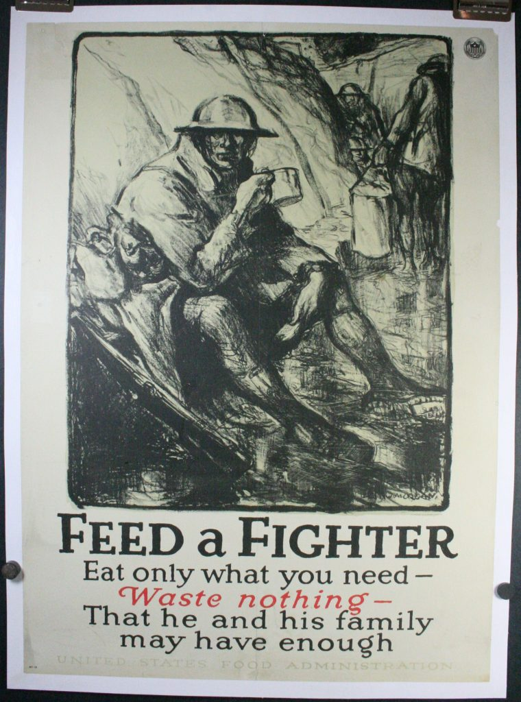 Feed a Fighter LB