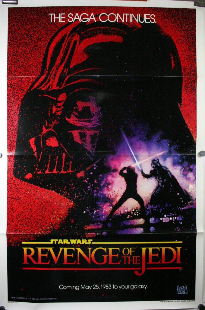 Revenge of Jedi