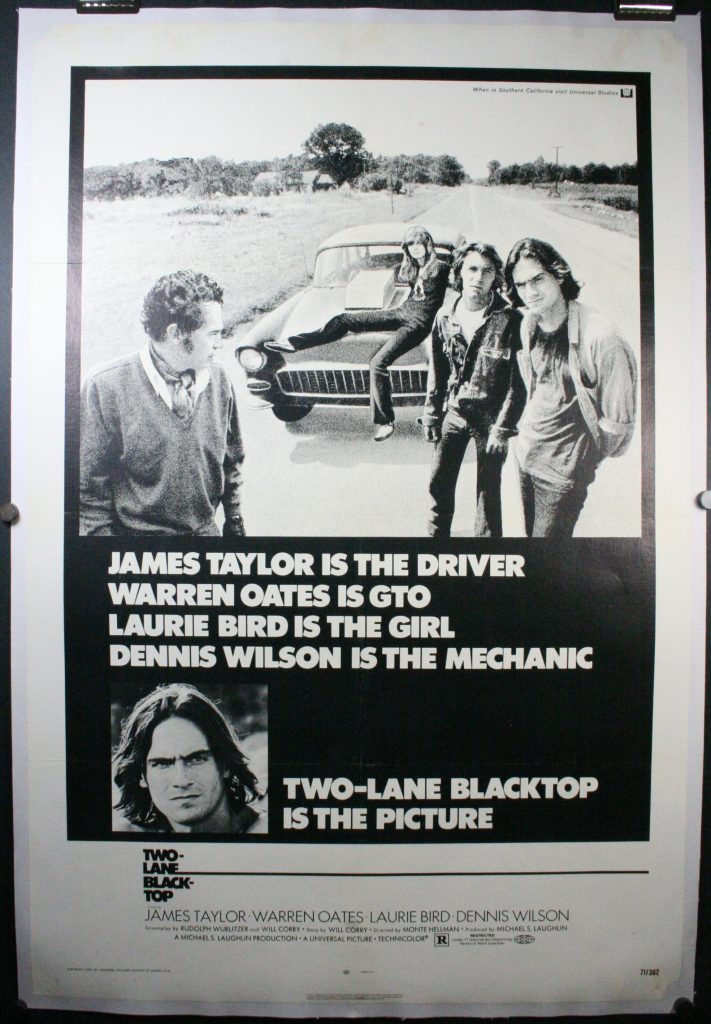 Two Lane Blacktop LB