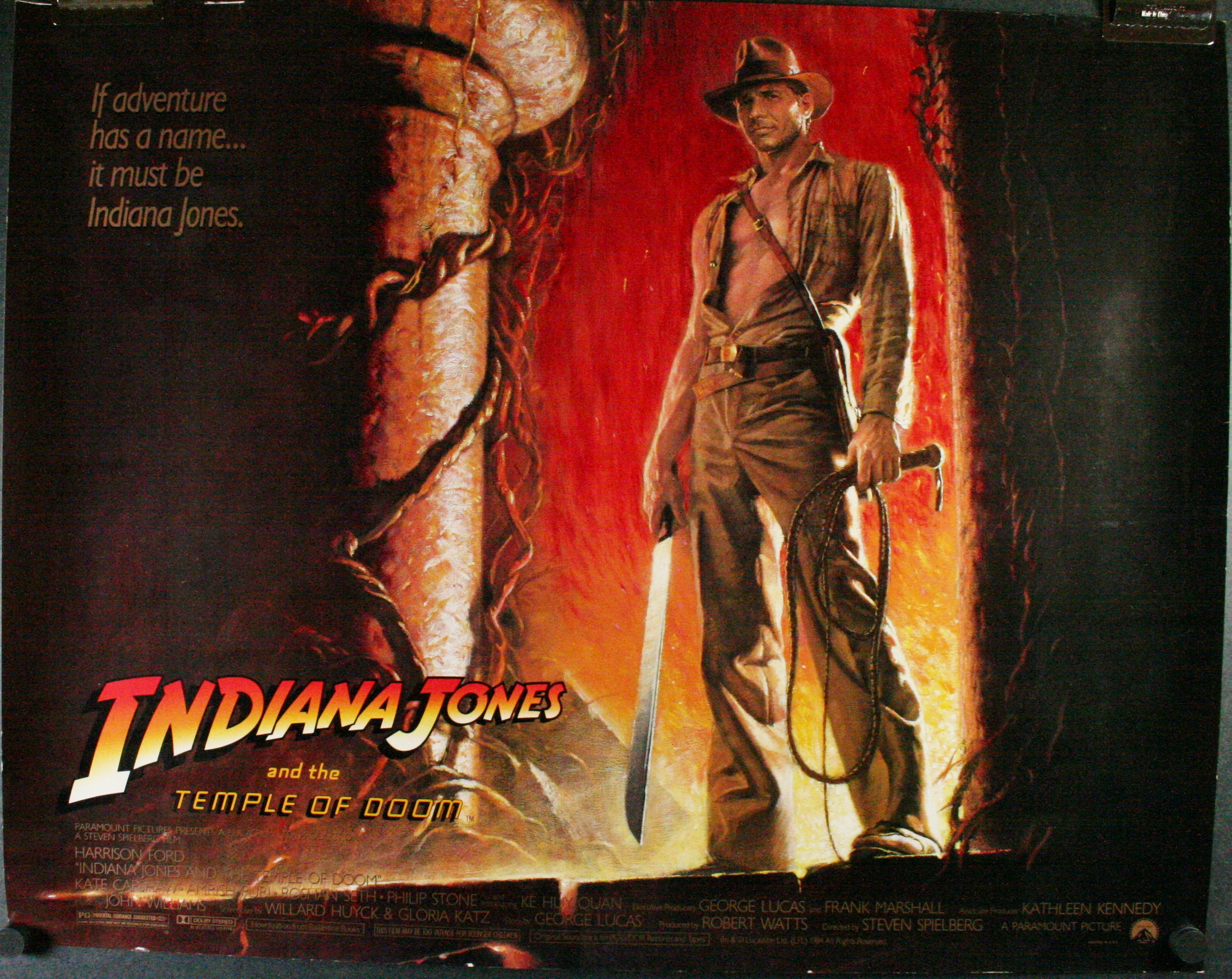 Indiana Jones Temple of Doom 3658