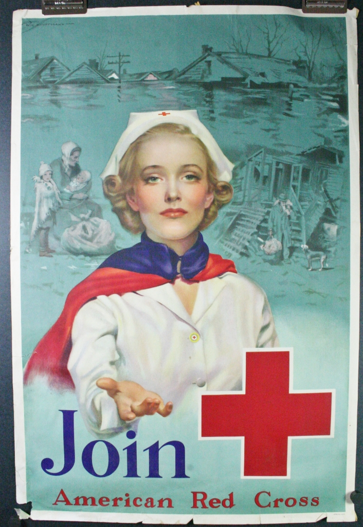 JOIN AMERICAN RED CROSS 3131