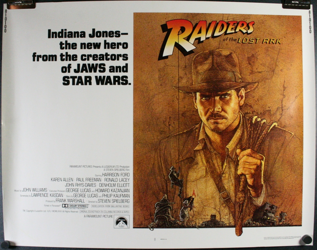 Raiders of the Lost Ark 3659